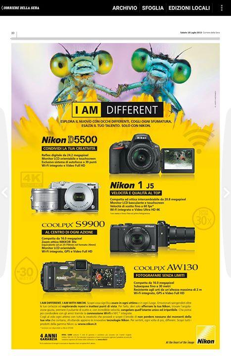Campagna Nikon